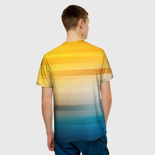 Мужская футболка 3D  Фото 02, Супер босс