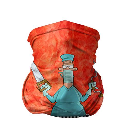 Бандана-труба 3D Лучший хирург