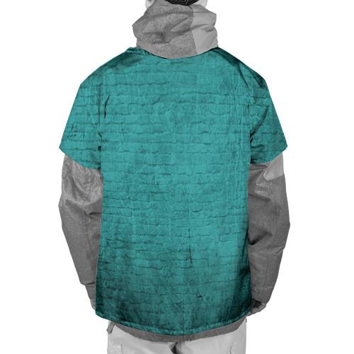 Накидка на куртку 3D Лучший строитель Фото 01