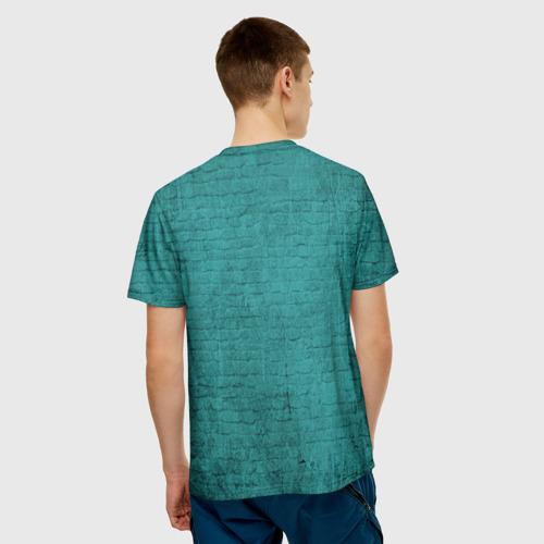 Мужская футболка 3D  Фото 04, Лучший строитель