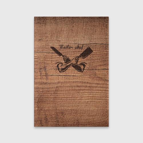 Обложка для паспорта матовая кожа  Фото 01, Master chef