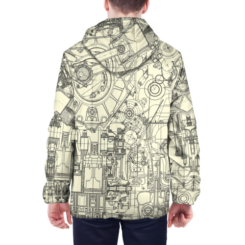 Мужская куртка 3D  Фото 05, Лучший инженер
