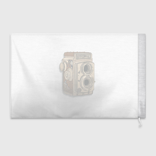 Флаг 3D  Фото 02, Фотоаппарат