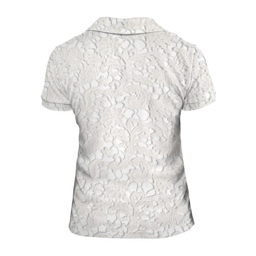 Женская рубашка поло 3D  Фото 02, Самая лучшая бабушка