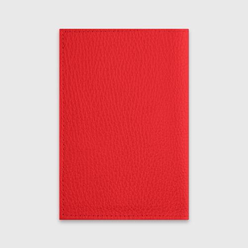 Обложка для паспорта матовая кожа  Фото 02, Фотоаппарат с птичкой