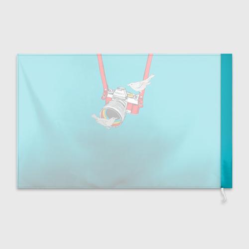 Флаг 3D  Фото 02, Зеркалка