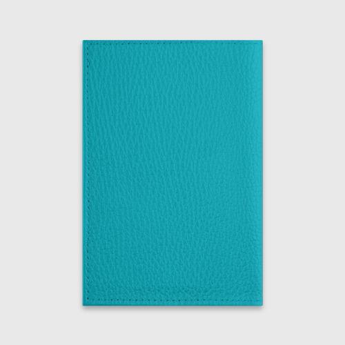Обложка для паспорта матовая кожа  Фото 02, Зеркалка