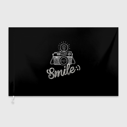 Флаг 3D  Фото 03, Smile