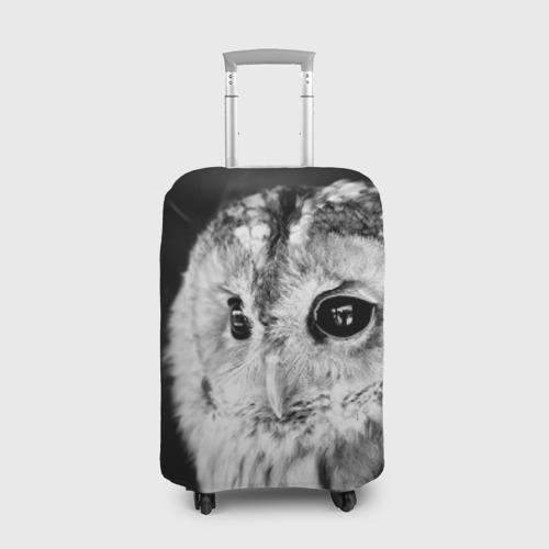 Чехол для чемодана 3D  Фото 01, Сова