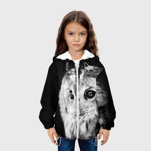 Детская куртка 3D  Фото 04, Сова