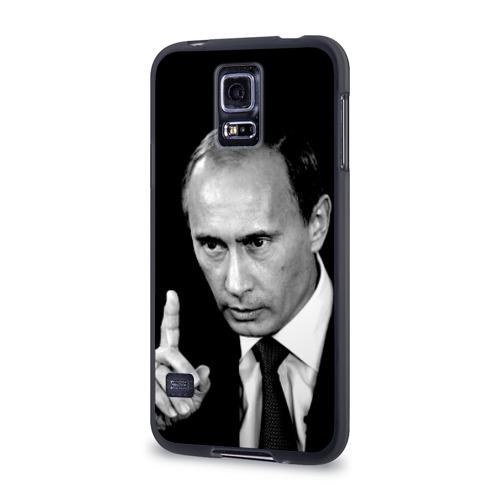 Чехол для Samsung Galaxy S5 силиконовый  Фото 03, Путин