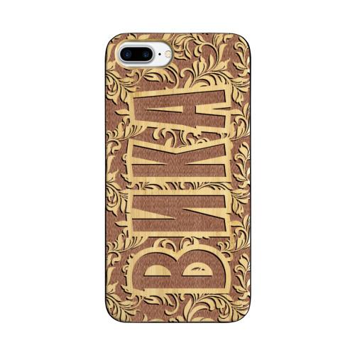 Чехол для Apple iPhone 7 Plus деревянный