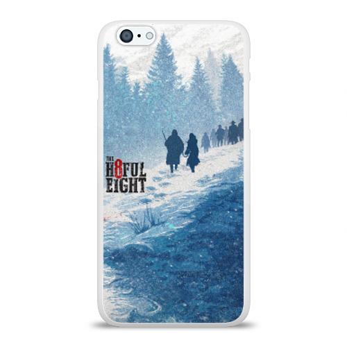 Чехол для Apple iPhone 6Plus/6SPlus силиконовый глянцевый  Фото 01, Восьмерка