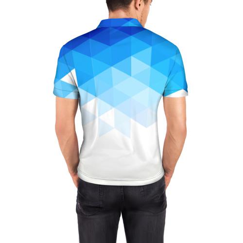 Мужская рубашка поло 3D  Фото 04, Falling skies