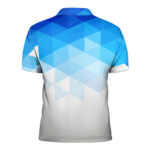 Мужская рубашка поло 3D  Фото 02, Falling skies