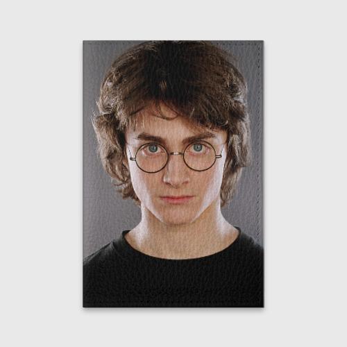 Обложка для паспорта матовая кожа  Фото 01, Дэниэл Рэдклифф