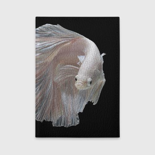 Обложка для автодокументов  Фото 01, Бойцовая рыбка