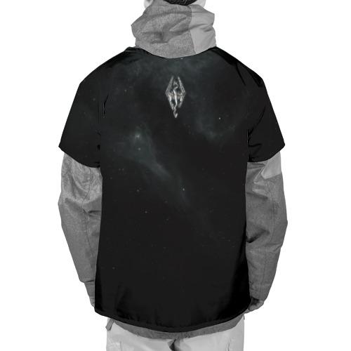 Накидка на куртку 3D  Фото 02, Skyrim