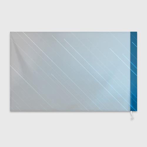 Флаг 3D Lines Фото 01