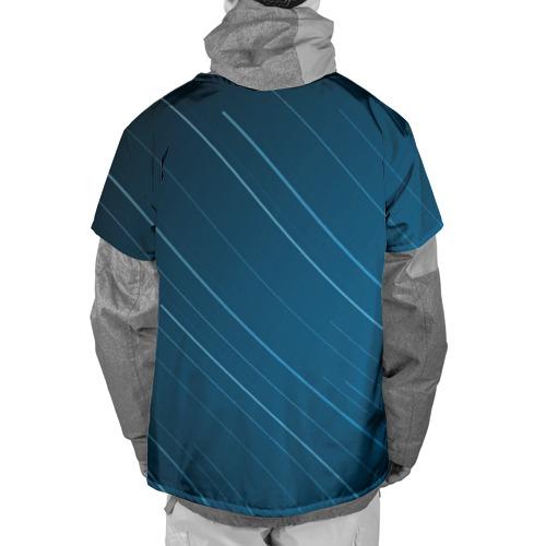Накидка на куртку 3D Lines Фото 01