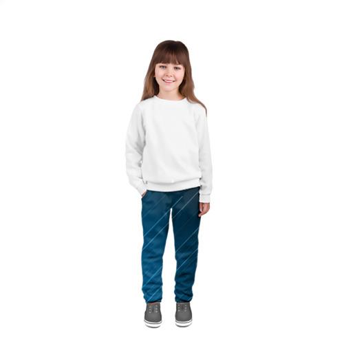 Детские брюки 3D Lines Фото 01