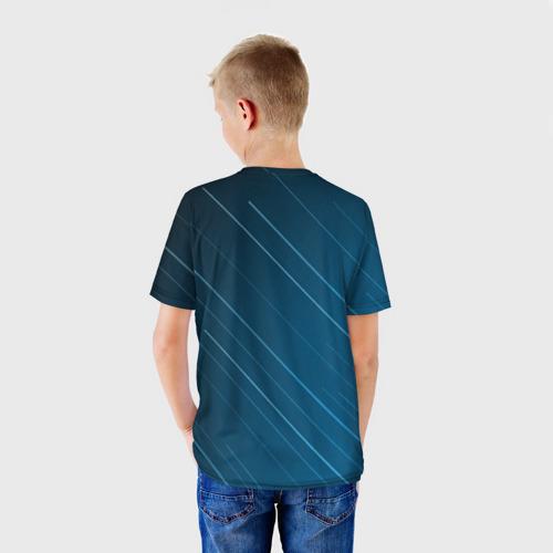 Детская футболка 3D Lines Фото 01