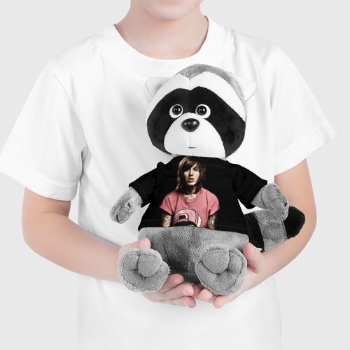 Енотик в футболке 3D Oliver Sykes Фото 01