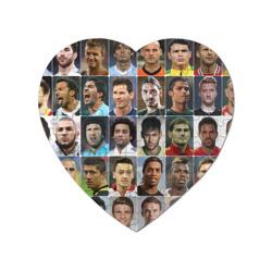 Лучшие футболисты