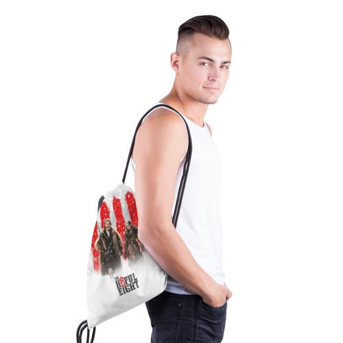 Рюкзак-мешок 3D Восьмерка Фото 01