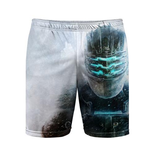 Мужские шорты 3D спортивные Айзек Кларк