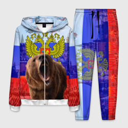 Русский медведь и герб