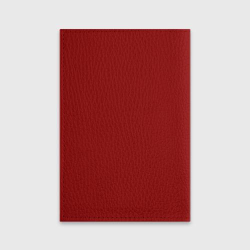 Обложка для паспорта матовая кожа  Фото 02, Цитата