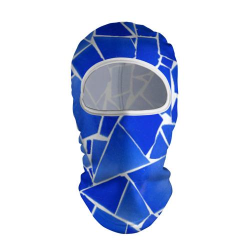 Балаклава 3D  Фото 01, Битое стекло