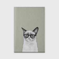 Кот - хипстер