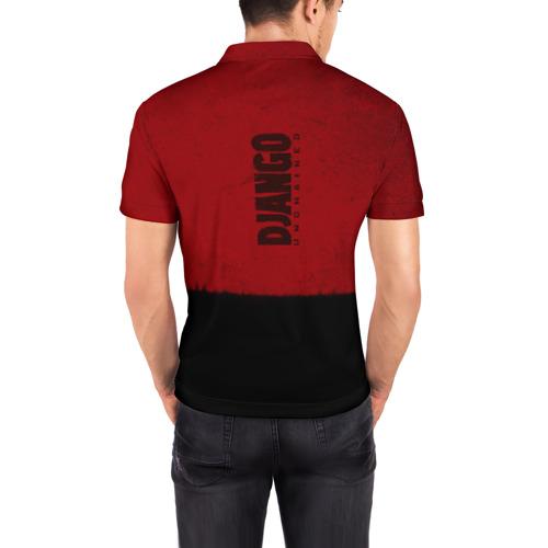 Мужская рубашка поло 3D  Фото 04, Джанго