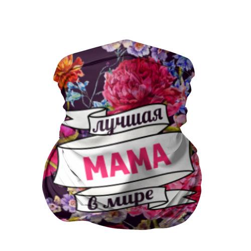 Бандана-труба 3D Маме