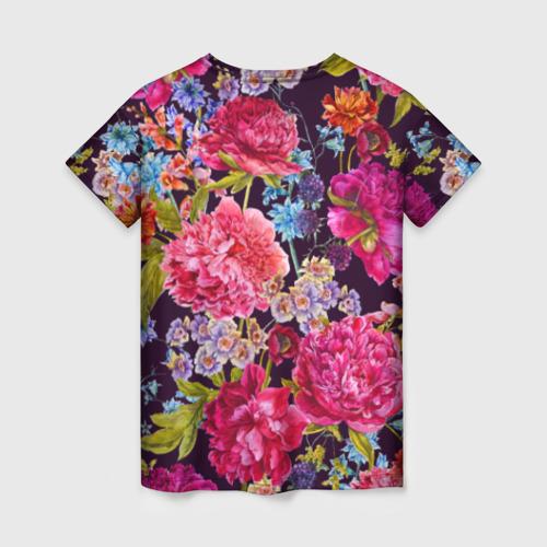 Женская футболка 3D Маме Фото 01