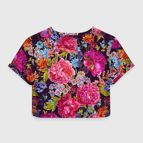 Женская футболка 3D укороченная  Фото 02, Для свекрови