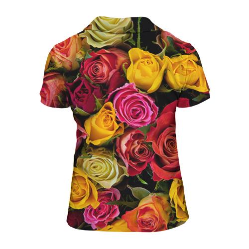 Женская рубашка поло 3D  Фото 02, Бабушке