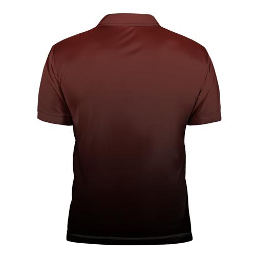 Мужская рубашка поло 3D  Фото 02, Его величество Слава