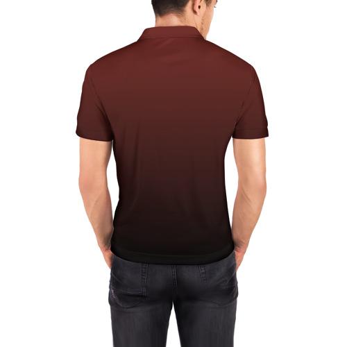 Мужская рубашка поло 3D  Фото 04, Его величество Коля