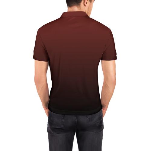 Мужская рубашка поло 3D  Фото 04, Его величество Юра