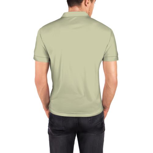 Мужская рубашка поло 3D  Фото 04, Вежливые люди