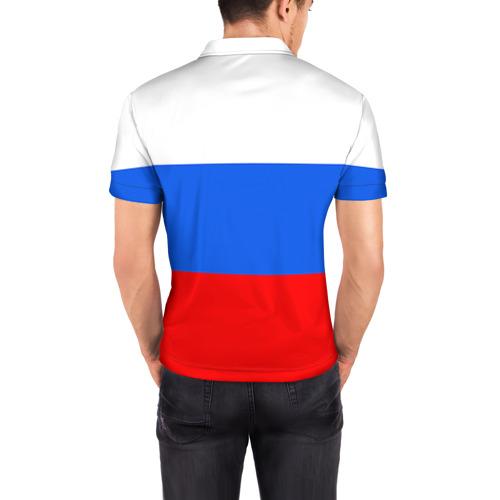 Мужская рубашка поло 3D  Фото 04, Вежливые