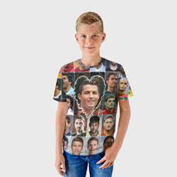 Криштиану Роналду - лучший - интернет магазин Futbolkaa.ru