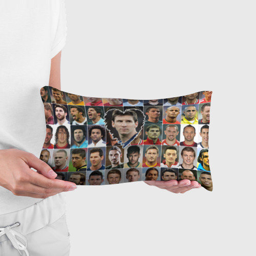 Подушка 3D антистресс Лионель Месси - лучший Фото 01