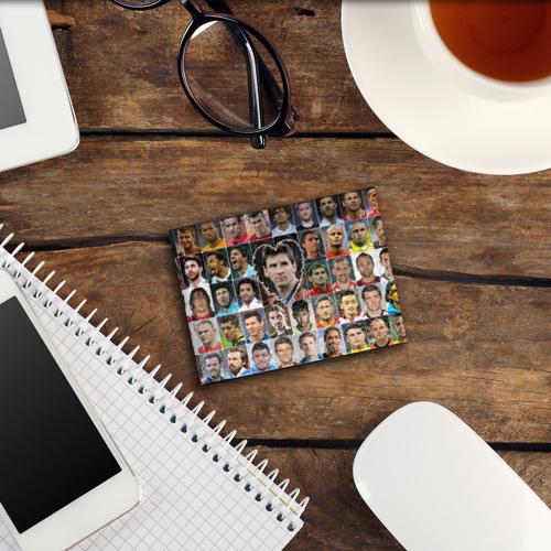 Обложка для студенческого билета Лионель Месси - лучший Фото 01