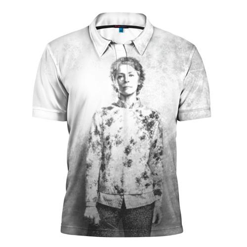 Мужская рубашка поло 3D  Фото 01, Кэрол