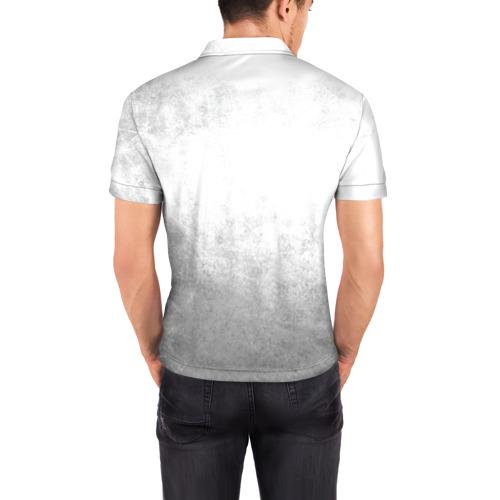 Мужская рубашка поло 3D  Фото 04, Морган