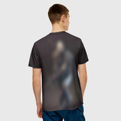 Мужская футболка 3D  Фото 02, Witcher 3